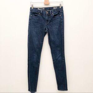 Madewell Skinny Skinny Jeans in Blue 27 EUC